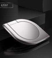 Pörgethető mobil gyűrű - Ezüst