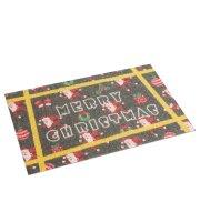 """Karácsonyi lábtörlő - """"Merry Christmas"""" - 60 x 40 cm"""