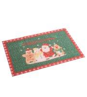 """Karácsonyi lábtörlő - """"Happy Christmas"""" - 60 x 40 cm"""