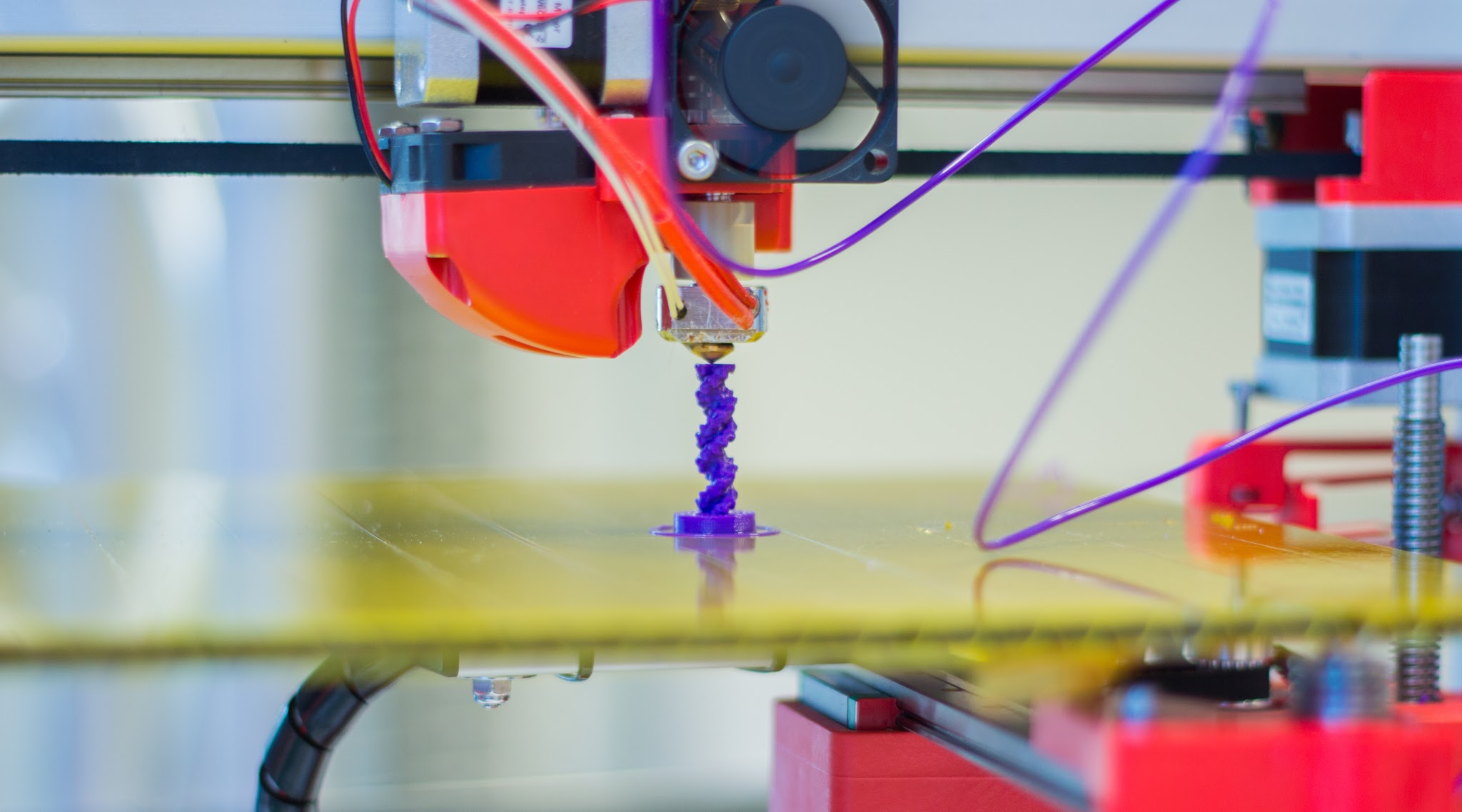 Felix 3D Printer Printing Head
