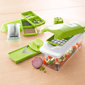 Good Kitchen Helper Plastic Food Chopper