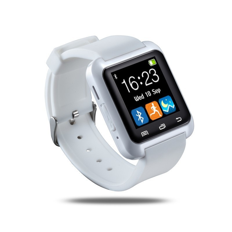 New Sport U8 U80 Smart Watch Bluetooth Smart Wrist Watch Phone Mate Smartwatch For Android IOS