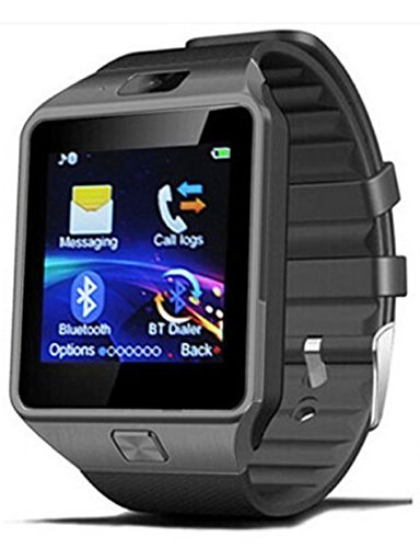 DZ09 SIM kártyás SmartWatch okosóra - többféle színben - Szürke