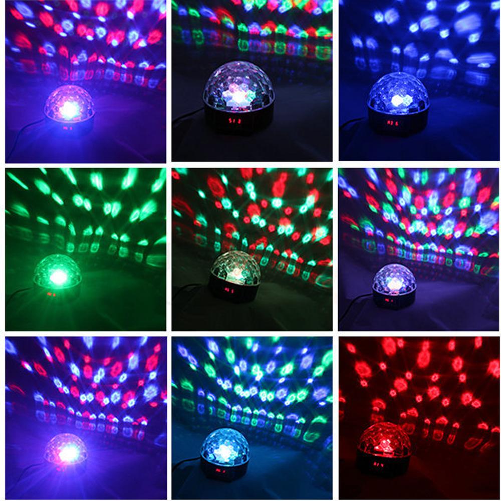 Bluetooth LED varázsgömb