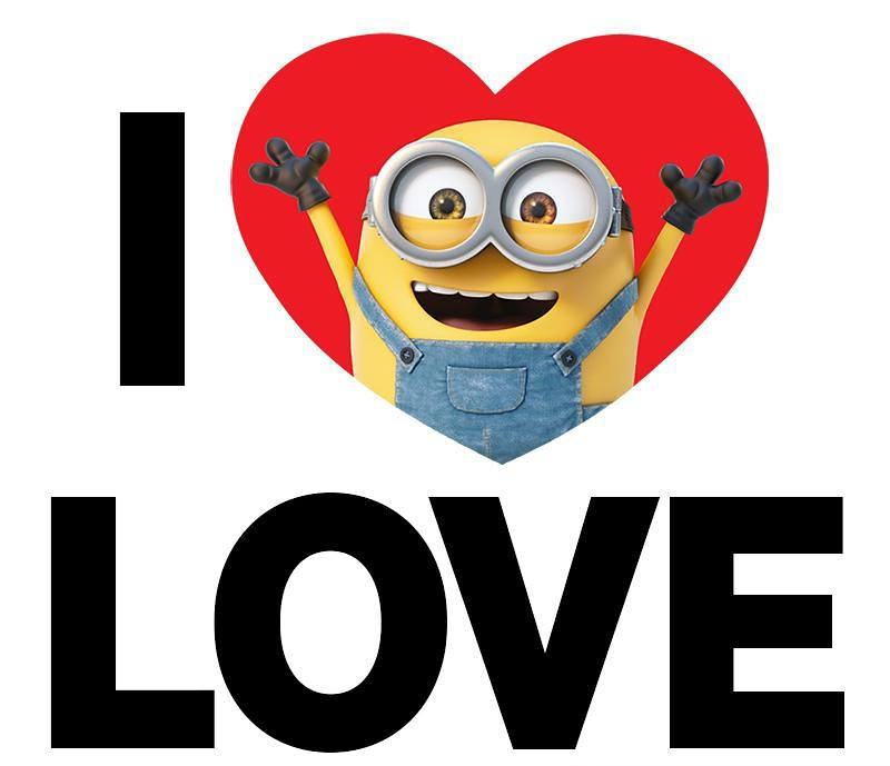 iloveyou minions