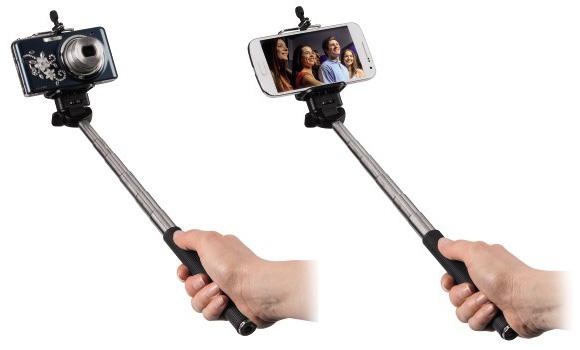 Vezeték nélküli Selfie bot