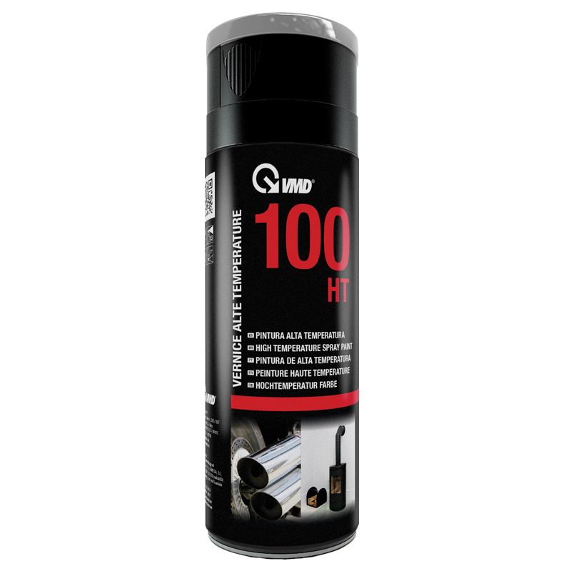Hőálló spray (600 fokig) 400 ml aluminium