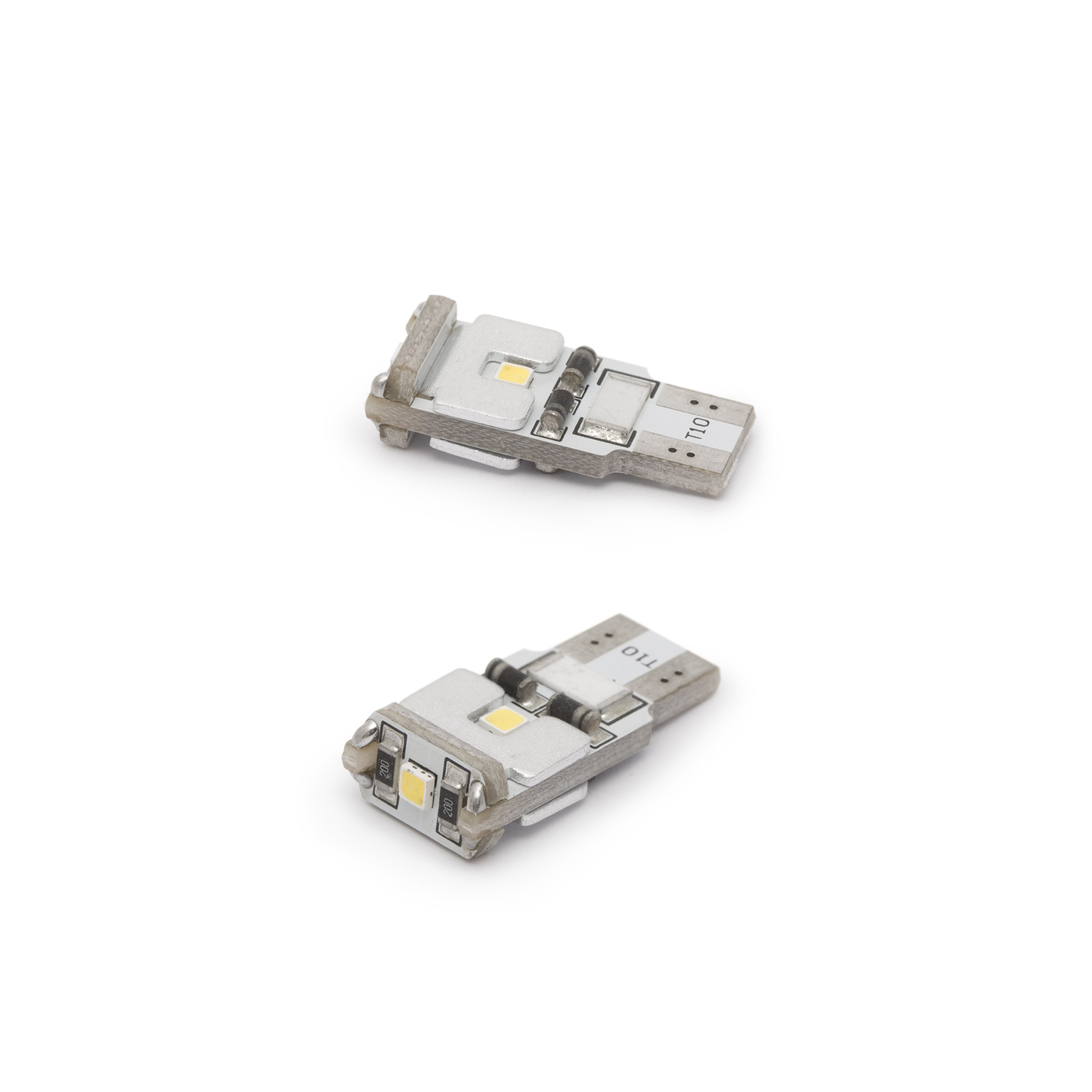 LED izzó CAN109 Canbus 6W - T10 - 180umen 2 db/bliszter