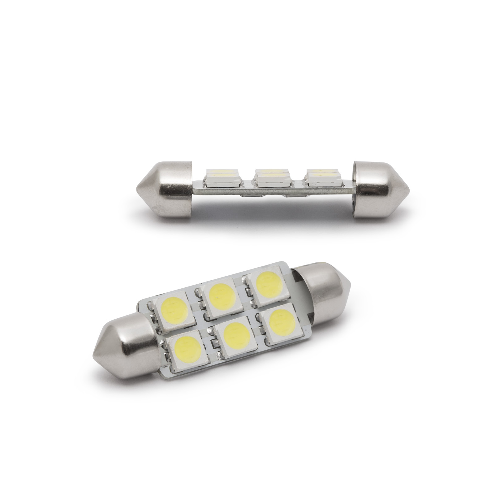 LED izzó CLD016 1,5W - Sofit 39mm - 108 lumen 2 db/bliszter
