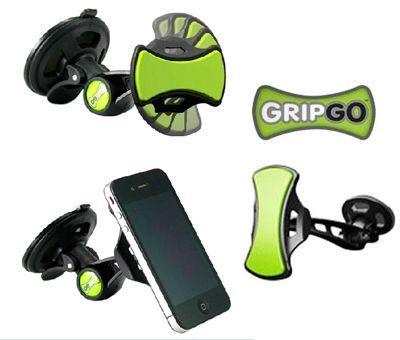 GripGo autós telefon, GPS és táblagép tartó