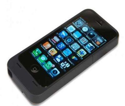 iPhone 5 külső akku és tok