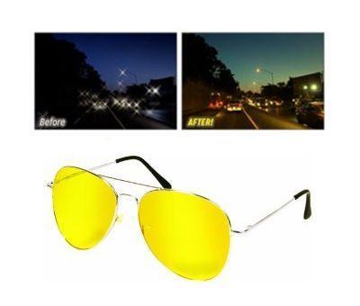 Vezetést segítő szemüveg
