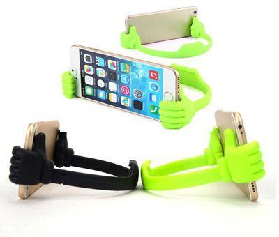 Kéz alakú telefontartó