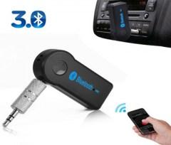 Bluetooth audio adapter, 3.5 mm-es ajzattal