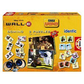 Educa Disney Wall-E szupercsomag
