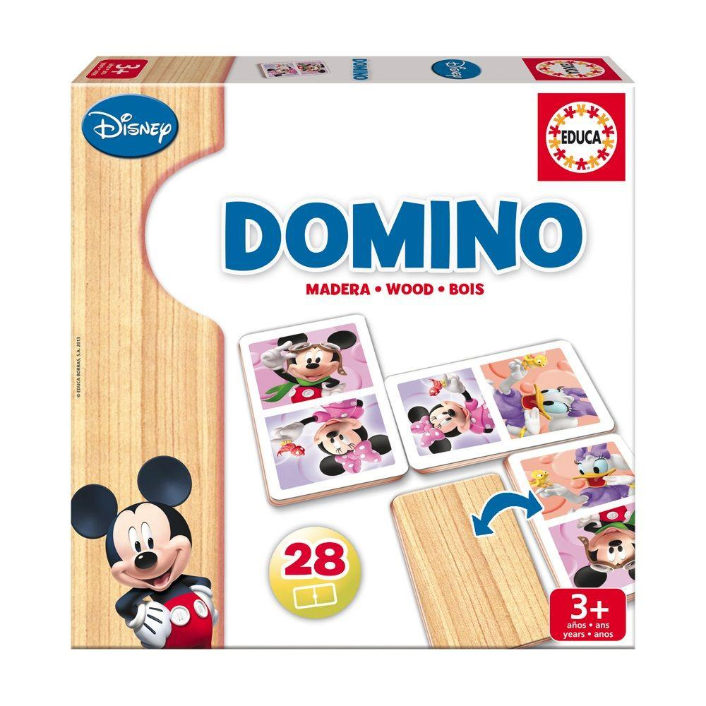 Educa Disney Mickey egér fa dominó