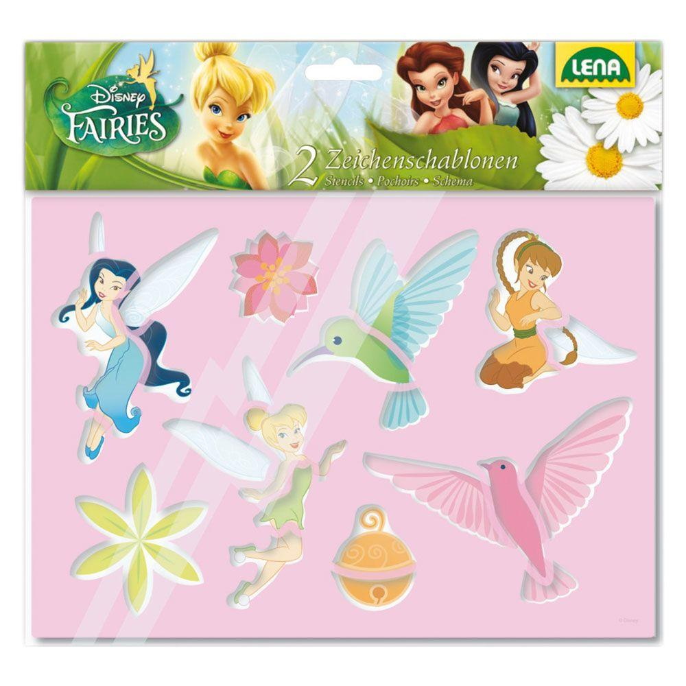 Disney Fairies Csingiling rajzsablon