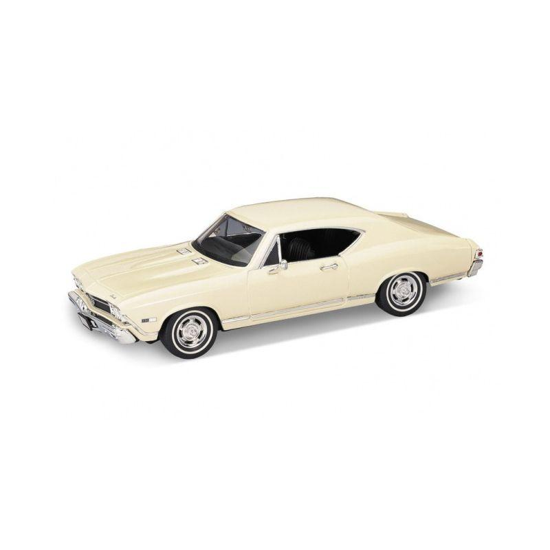 Welly Chevrolet Chevelle SS 396 1968 autó, 1:24