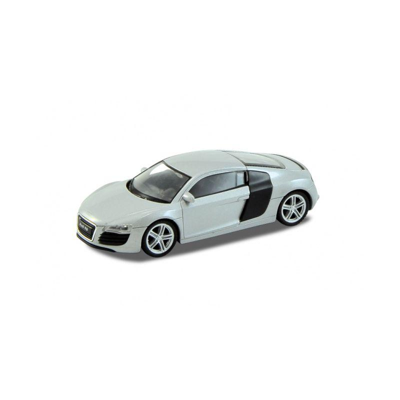 Welly Audi R8 autó, 1:43
