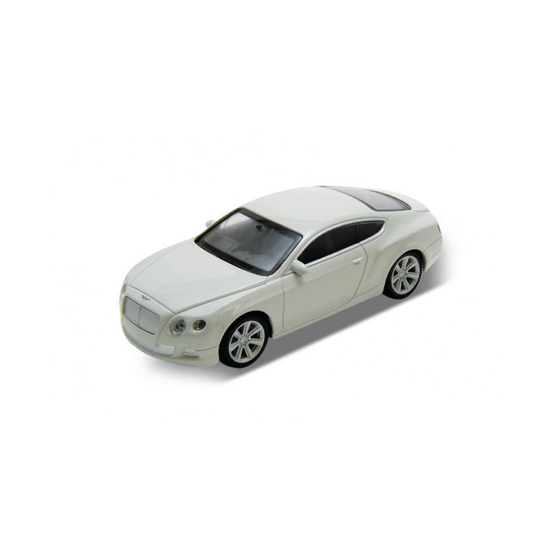 Welly Bentley Continental GT autó, 1:43