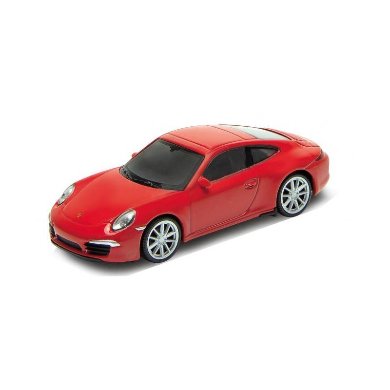 Welly Porsche 911 (991) Carrera S autó, 1:43