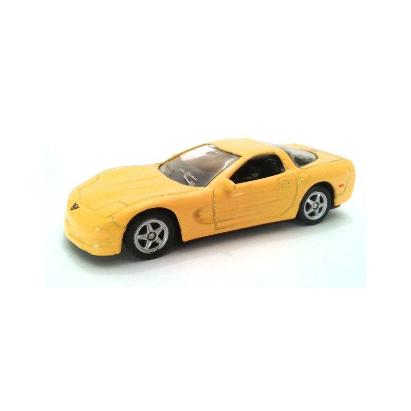 Welly Chevrolet Corvette 1999 kisautó, 1:60-64