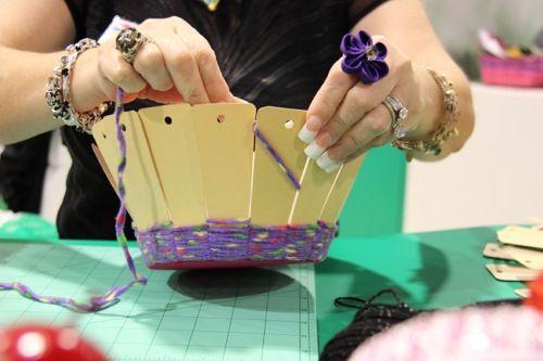 Basket Frames kosárfonó keret