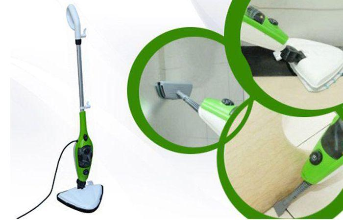 h20 steam mop instructions